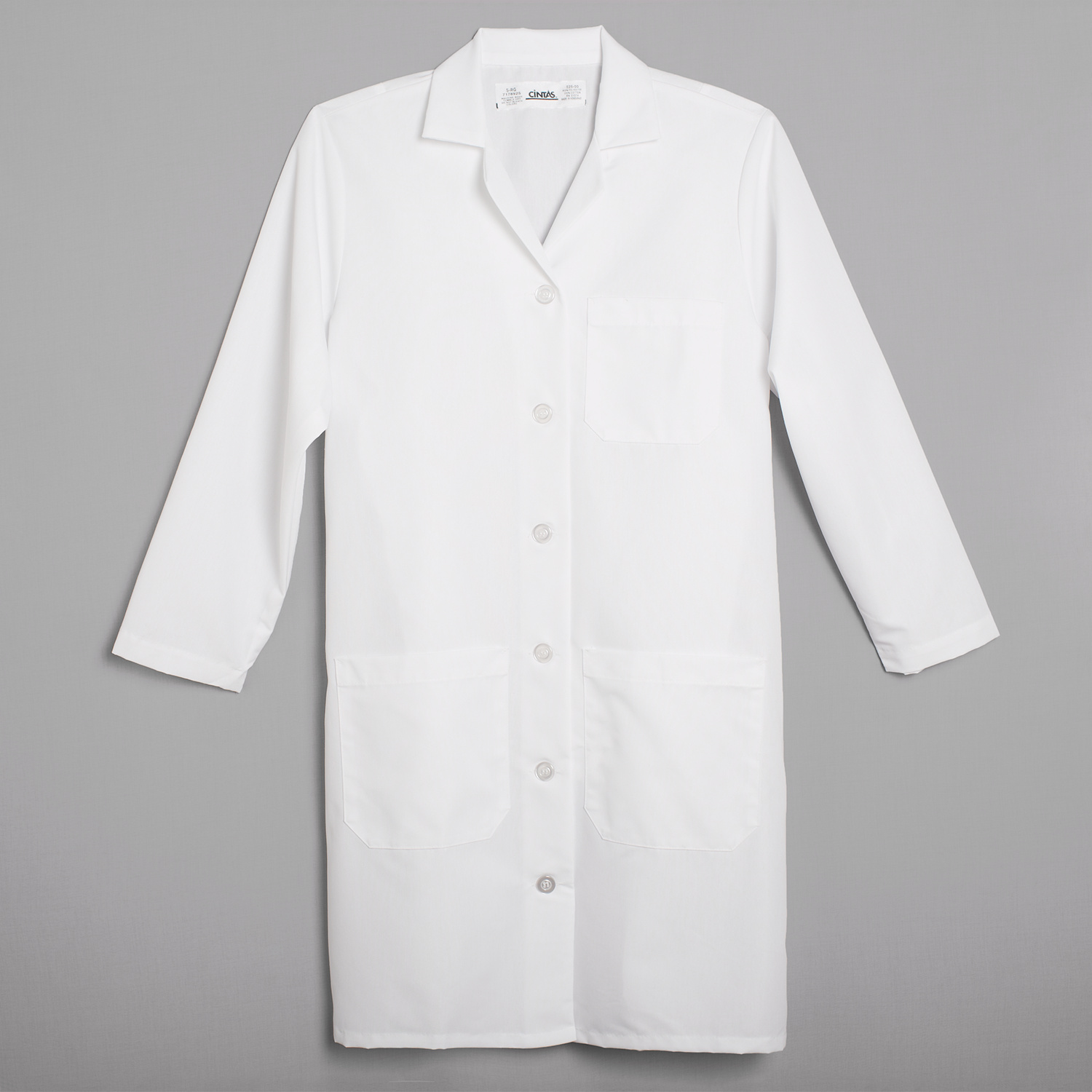 Uniform Lab Coat 14