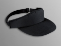 VISOR WITH SIDE CLOSURE