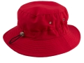 Brushed cotton Bucket Hat with brim highlights2