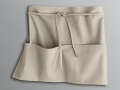 WAIST APRON Without POCKET