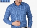 Oxemberg-Blue-Checked-Slim-Fit-Formal-Shirt-1437-5662171-1