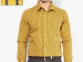 Park-Avenue-Yellow-Checked-Slim-Fit-Formal-Shirt-0396-8903261-1