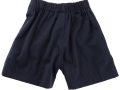 Box Pleat shorts_navy1