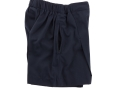 Box Pleat shorts_navy2
