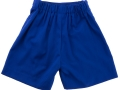 Box Pleat shorts_royal2