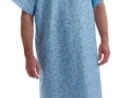 DELUXE CUT MEDICAL GOWNS