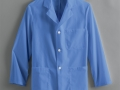 CONSULTATION MALE LAB COAT blue