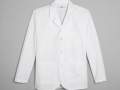 CONSULTATION MALE LAB COAT white