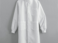 PRECAUTIONARY LAB COAT