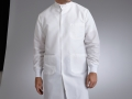 PRECAUTIONARY LAB COAT2