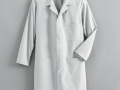 STAFF LNGTH MALE LABCOAT