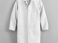 UNISEX FULL LENGTH LAB COAT