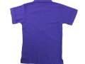 Ladies fitted polo_purple1