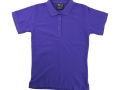 Ladies fitted polo_purple4
