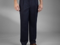 THE COMFORT PANT PLEATED