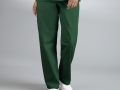DRAWSTRING UNISEX SCRUB PANTS green