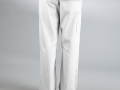 DRAWSTRING UNISEX SCRUB PANTS white1
