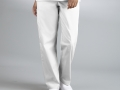 DRAWSTRING UNISEX SCRUB PANTS white2
