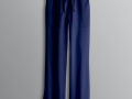 FLARE LEG FEMALE SLACKS navy2