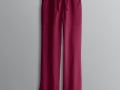 FLARE LEG FEMALE SLACKS pink1