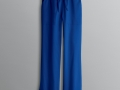 FLARE LEG FEMALE SLACKS royal