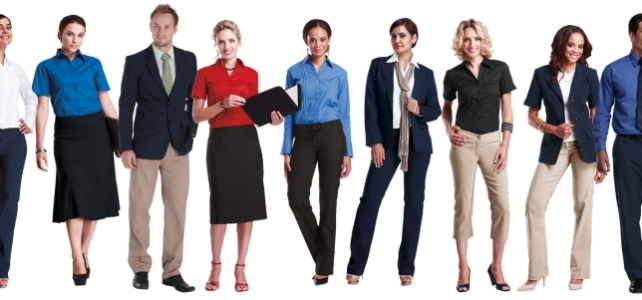 Why do entrepreneurs emphasize on corporate wear?