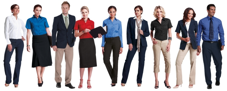 is corporate wear important