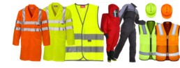 industrial uniform manufacturers