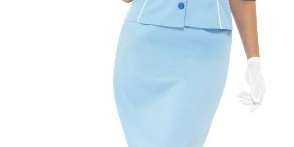 Air Hostess Dress Pattern