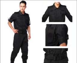 security uniform manufacturer