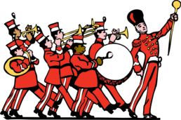 band uniform manufacturers