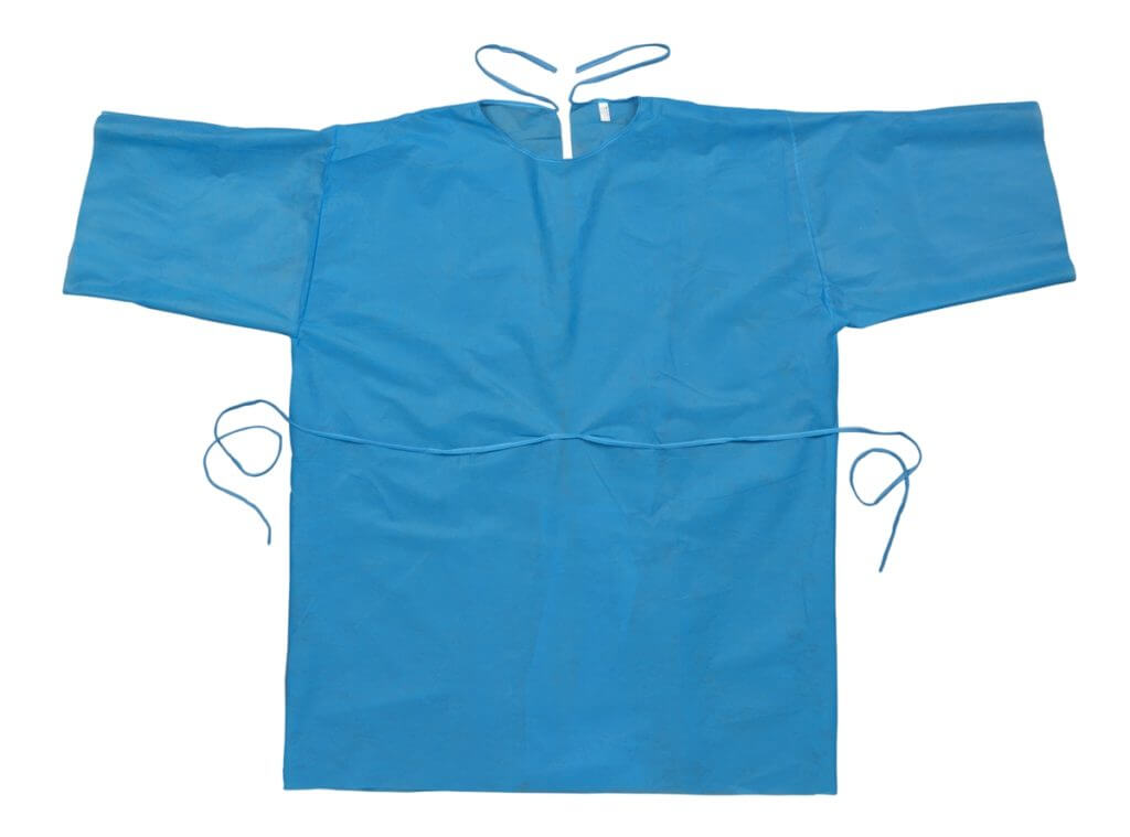 Best Disposable Gowns Suppliers | Atlas Infiniti Uniforms, Mumbai